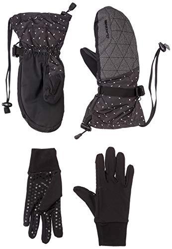 [ダカイン] [レディース] 3WAY ミトン 防水 (DK DRY 採用) インナーグローブ付き [ AI237-774 / CAMINO MITT ] 手袋 スノーボード
