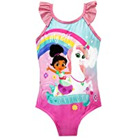 Nella the Princess Knight Girls Nella and Trinket Swimsuit