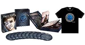 ツイン・ピークス 完全なる謎 Blu-ray BOX(数量限定生産)(10枚組)(リンチ監修日本版オリジナルTシャツ付)