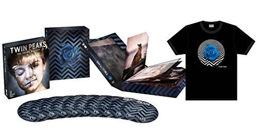 ツイン・ピークス 完全なる謎 Blu-ray BOX(数量限定生産)(10枚...