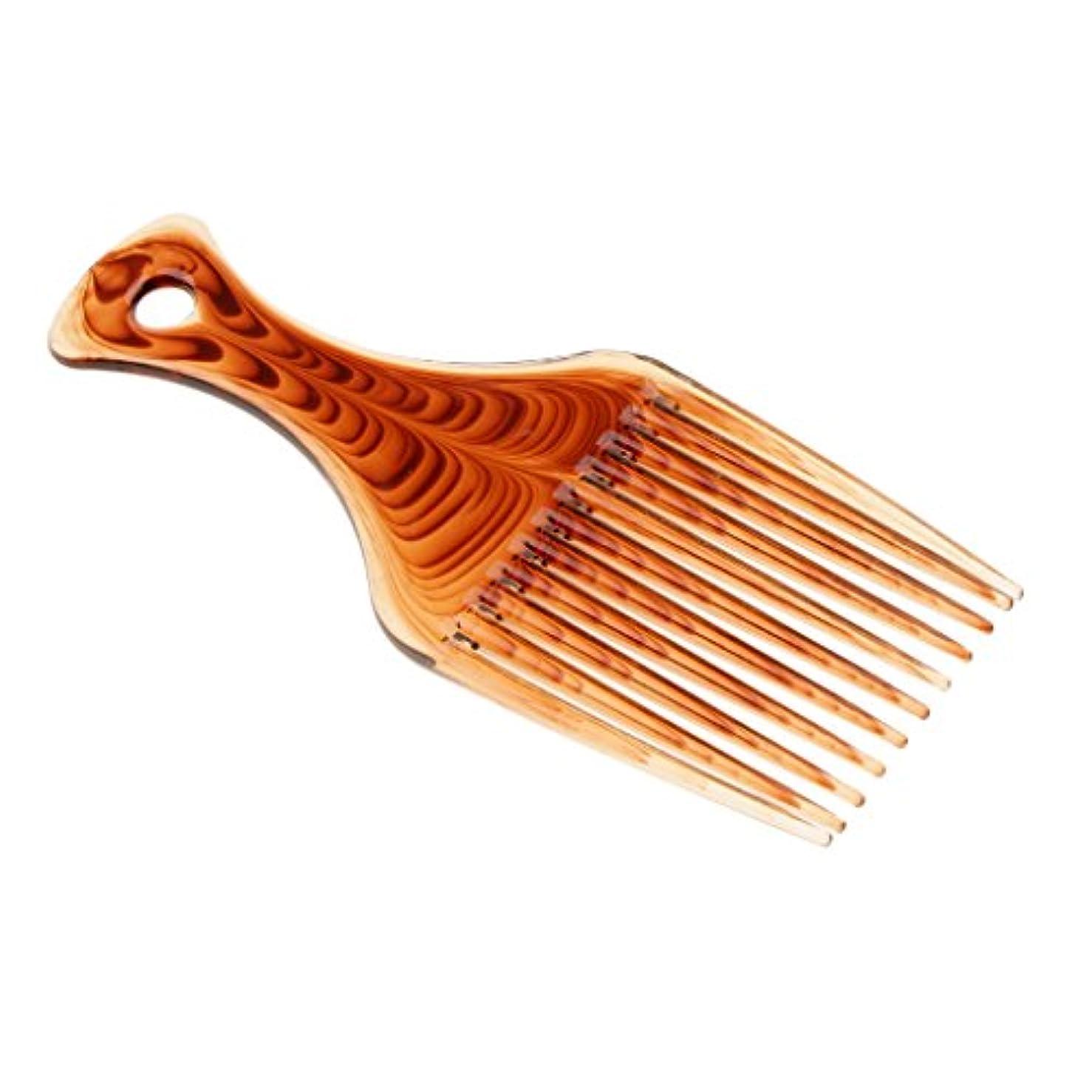 ボイド昼間アクティビティヘアブラシ ヘアコーム かつら くし プラスチック製 持ち上げ ヘアブラシ