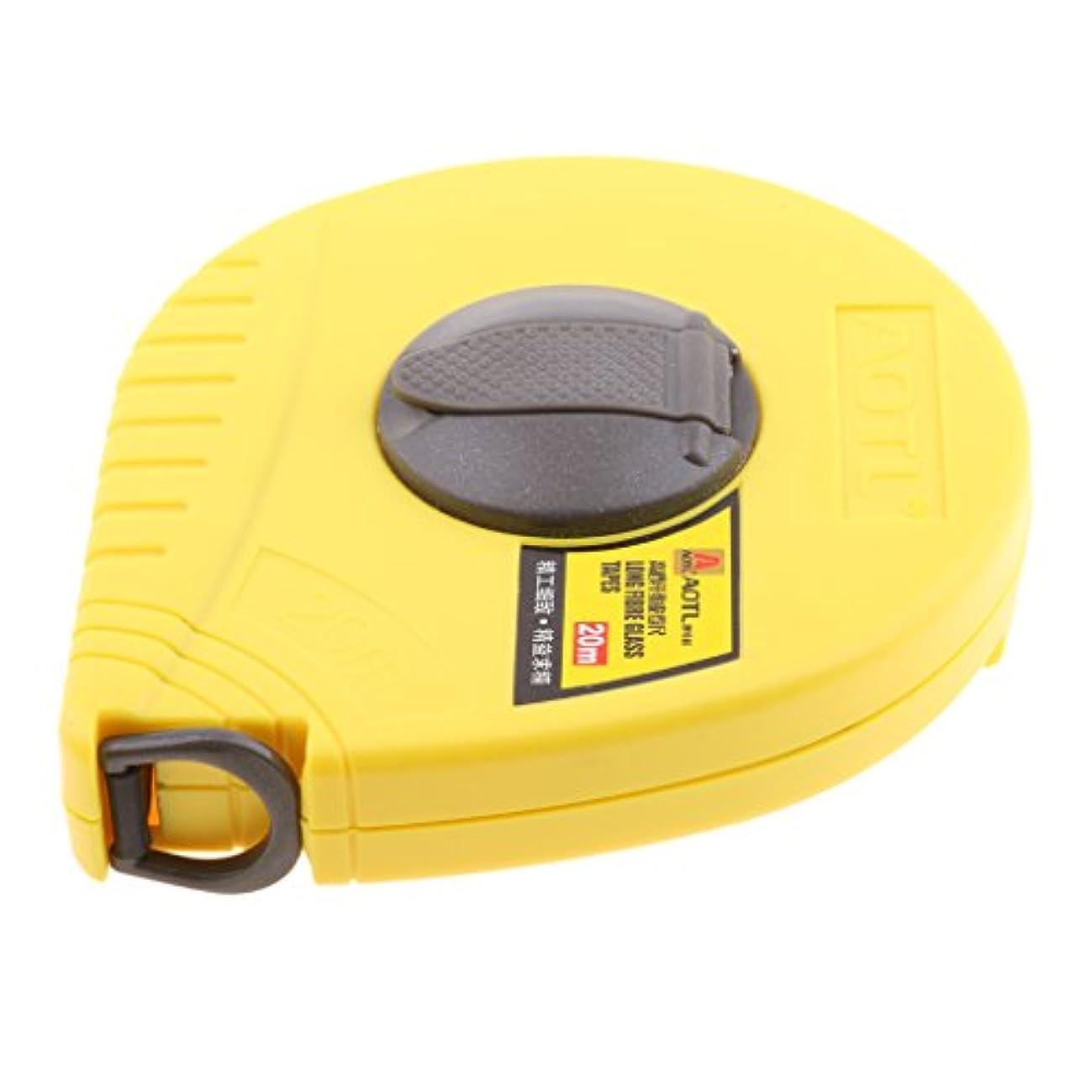 兵器庫最後にコインDolity 0-20m テープメジャー 巻尺 引き込み式 測定ツール 耐衝撃性 ポータブル