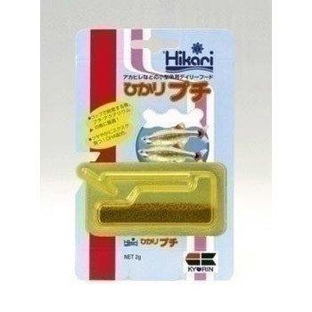 Hikari ひかり プチ 2g 【アカヒレ等の小型魚専用飼料】