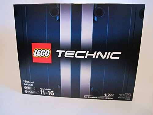 LEGO Technic 4x4 Crawler Exclusive Edition Set 41999 [並行輸入品]