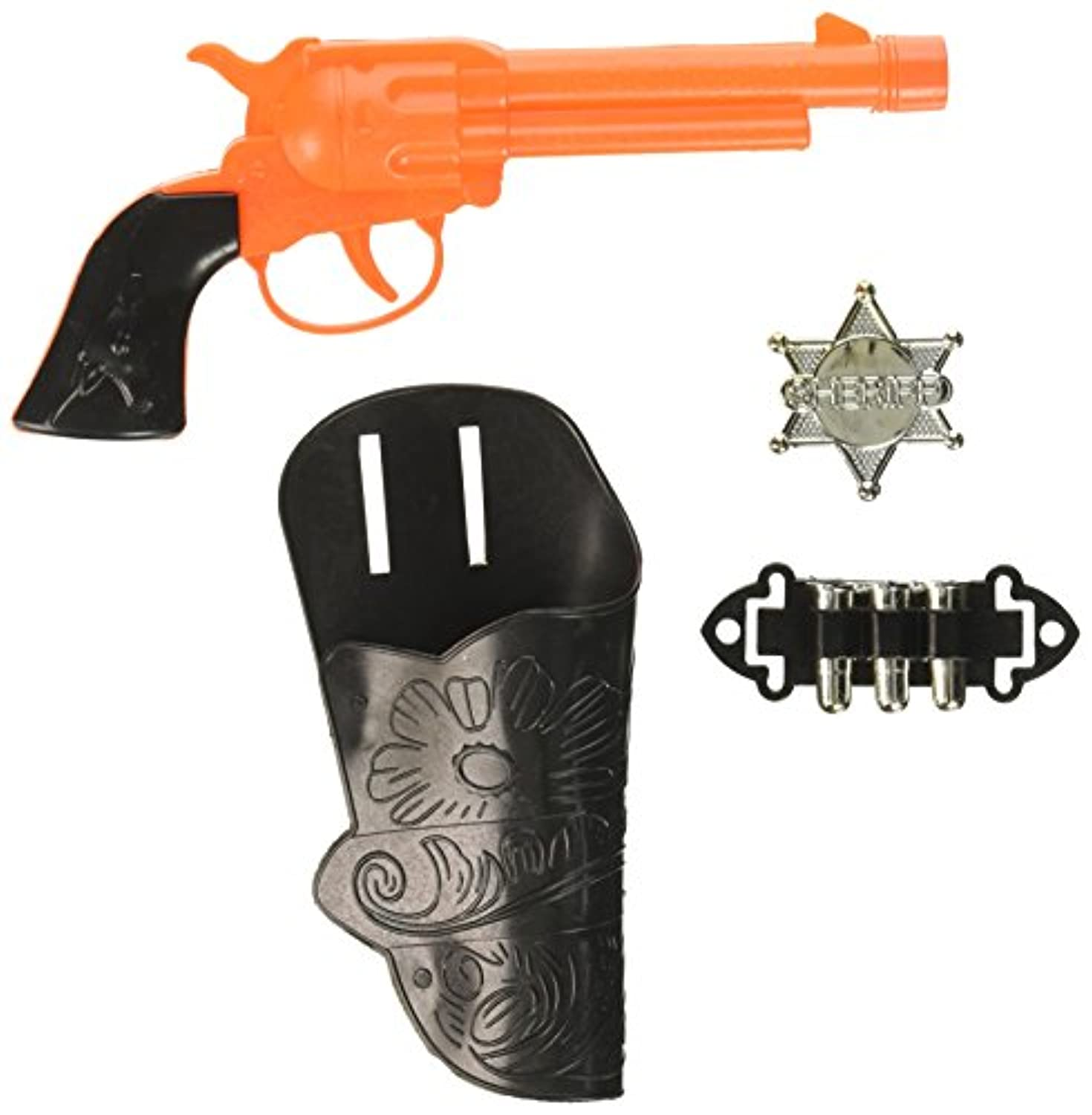 Forum Novelties 53364 Cowboy Gun Set-Child (Single)
