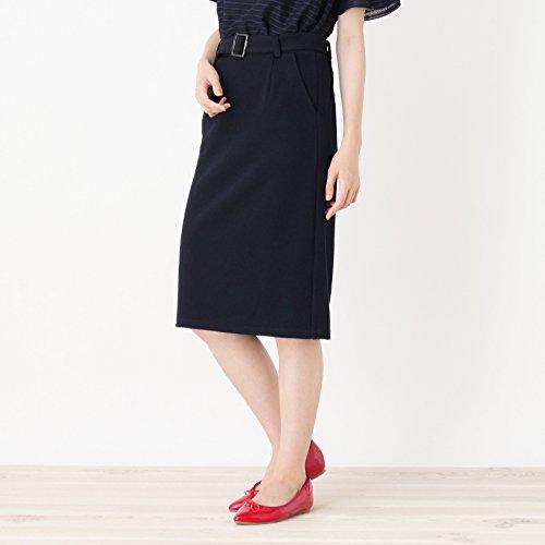 (インデックス) index 【洗える】ベルト付タイトスカート C5874030