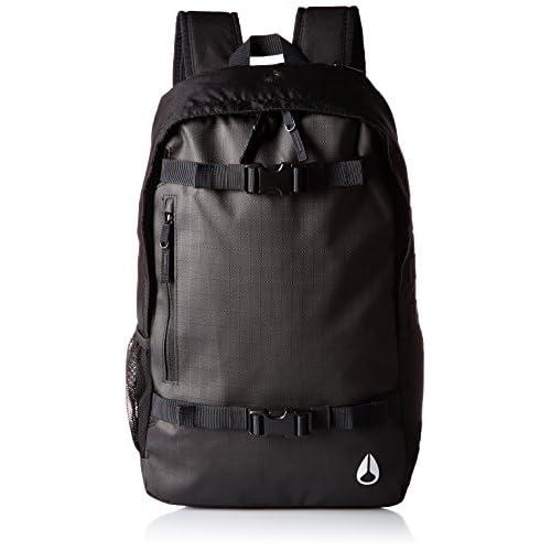 [ニクソン] バックパック Smith Skatepack II NC1954000-00 Black Black
