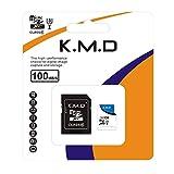 K.M.D microSDXC 512GB UHS-i U3 V30 4K Ultra HD アプリ最適化 A2対応 SDアダプター付 (512GB)