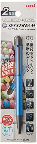 三菱鉛筆『ジェットストリーム スタイラス シングルノック』