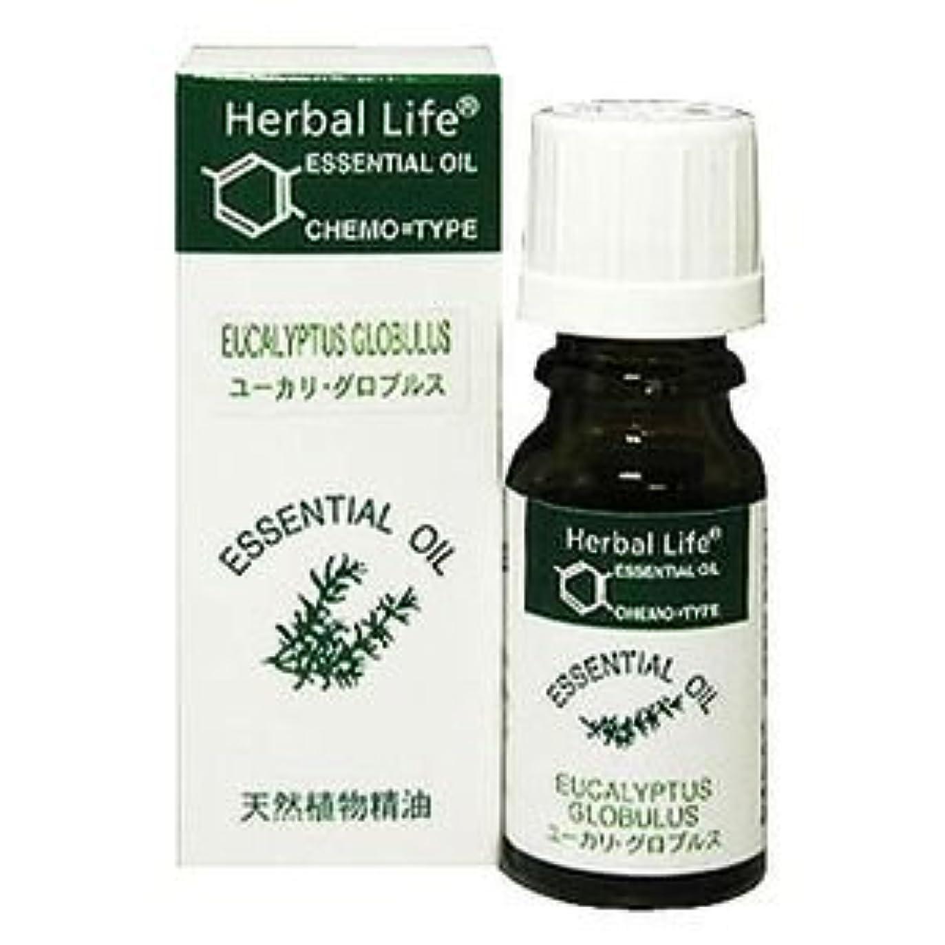 ベースアルミニウム夕方Herbal Life ユーカリ?グロブルス 10ml