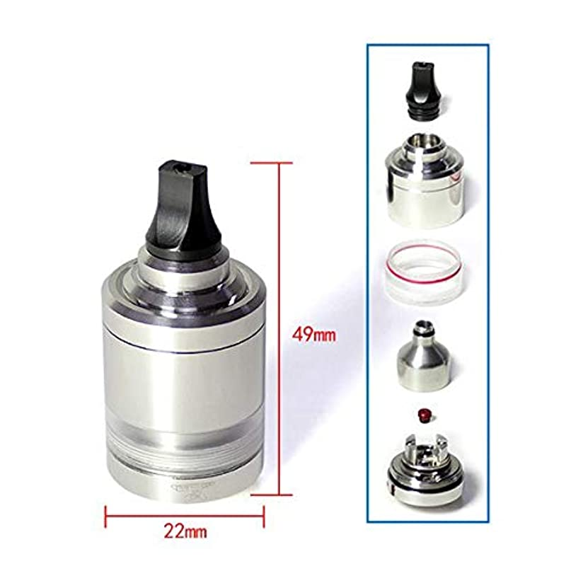 SXK NOL MTL Style 22MM RDTA Rebuildable Dripping Tank Atomizer 4.0ML
