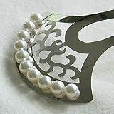 真珠の杜 かんざし 髪飾り パール あこや本真珠 和装小物 着物 ヘアアクセサリー 6月誕生石 唐草模様