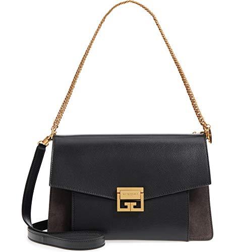 (ジバンシー) GIVENCHY レディース バッグ ハンドバッグMedium GV3 Leather Crossbody Bag (並行輸入品)