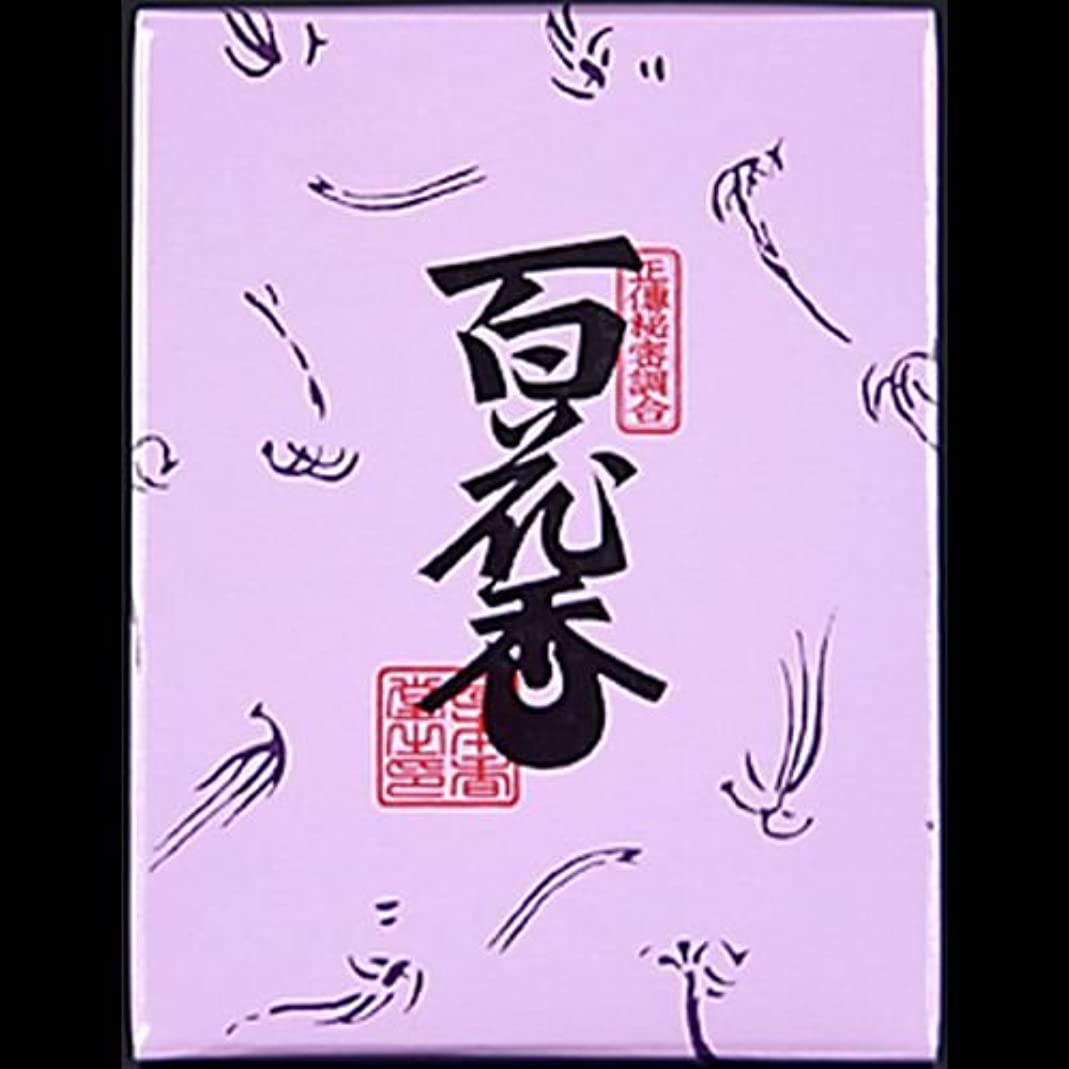 貪欲知恵有用【まとめ買い】日本香堂#723百花香紙箱3 ×2セット
