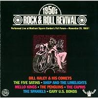1950's Rock & Roll Revival