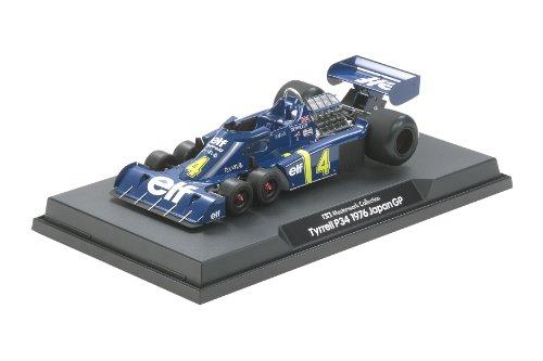マスターワークコレクション No.96 1/20 タイレル P34 1976 日本GP No.4 (完成品) 21096