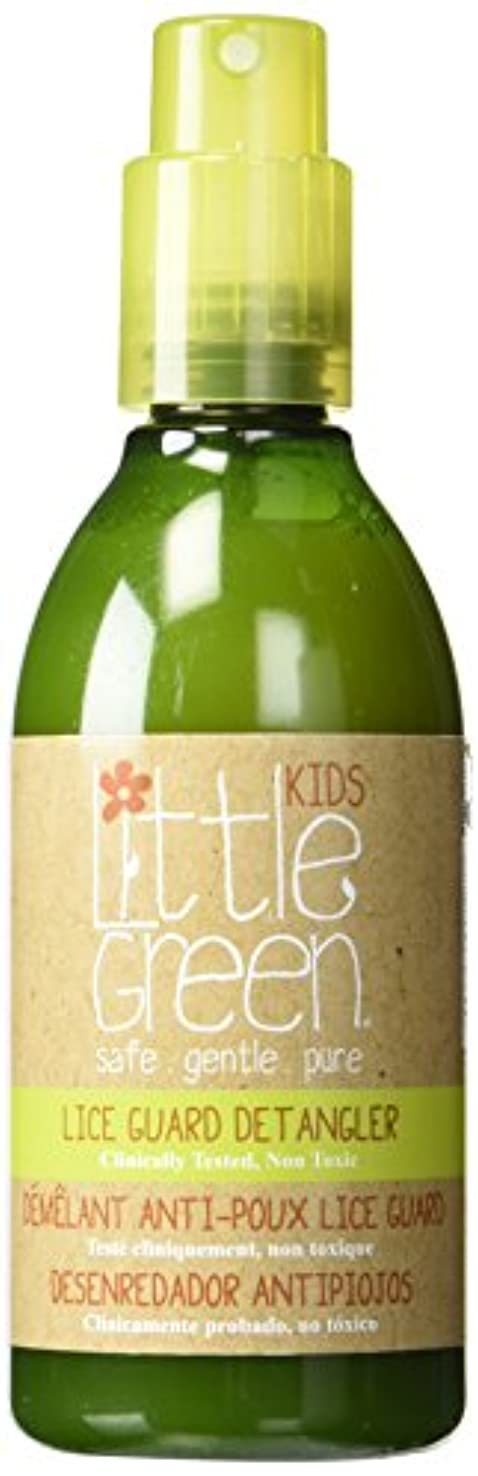 暗くする共役動詞Little Green Kids Lice Guard Detangler 8 Oz / 240 Ml by Little Green