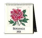 カバリーニ 2021年 カレンダー 卓上 ボタニカ 447422