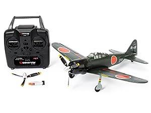 ハイテック ウィークエンダー 2.4GHz 4ch 3Gミニプレーン ZERO 3G RTFキット ME101083 RC飛行機