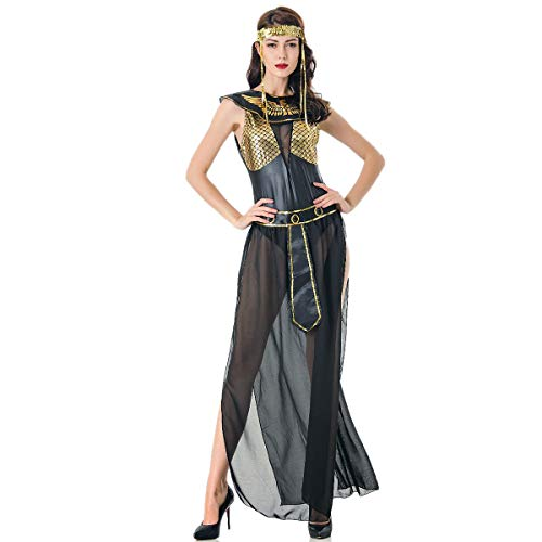 62eaef3971271  Selling-fashion エジプトのプリンセスドレス ハロウィンコスプレ衣装 大人cosplay 仮装 衣装 コスプレ コスチューム  サイズ:M バスト88 ウエスト72 レスの長さ100 ...