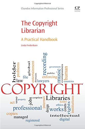 Download The Copyright Librarian: A Practical Handbook 008100172X