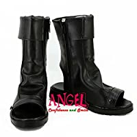 【サイズ選択可】男性25CM B1B01016 コスプレ靴 ブーツ NARUTO ナルト 旗木カカシ