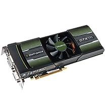 GIGABYTE GeForce GTX590搭載ビデオカード(PCIe対応) GV-N590D5-3GD-B