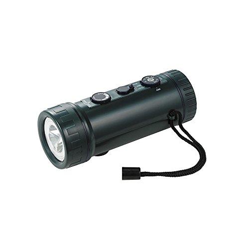 エルパ(ELPA) ラジオ付LEDライト 20ルーメン DOP-660