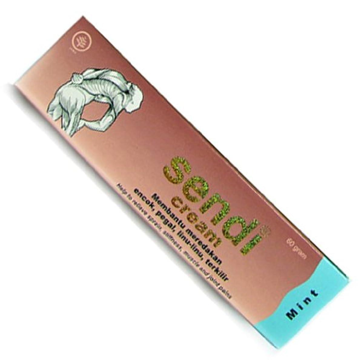 バレエ噴出するとげSendi Cream スンディクリーム60g[並行輸入品][海外直送品]ミント