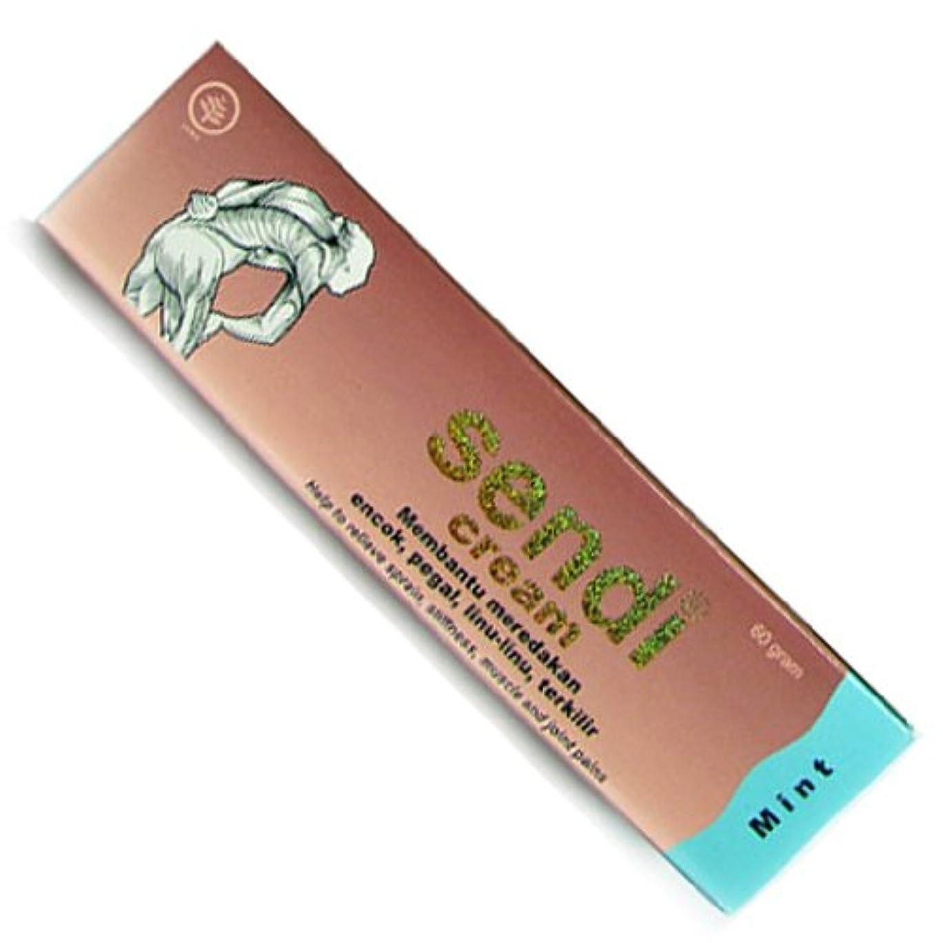 瞑想する資格情報ぺディカブSendi Cream スンディクリーム60g[並行輸入品][海外直送品]ミント