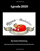 Agenda 2020 Don Pinocchio: Daily Planner Fast Foods