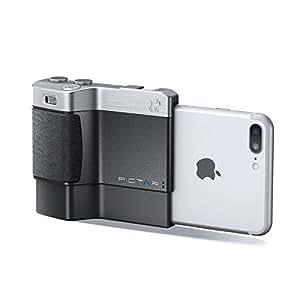 【Plus専用】iPhone7 Plus / 6 Plus / 6s Plus / 用 デジタル一眼レフカメラ グリップ ピクター Pictar One Plus iPhone Camera Grip