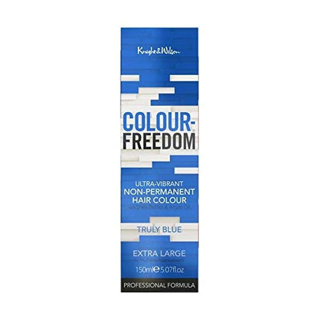 委任する馬鹿船外[Colour Freedom ] 077真の青色の自由 - Colour Freedom Truly Blue 077 [並行輸入品]