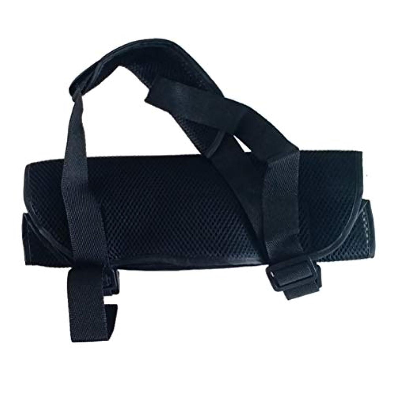 夜明けに安全性同一のHEALILYアームスリング調整可能な軽量ショルダーイモビライザーエルボーサポートブレースショルダー傷害腕折れや骨折