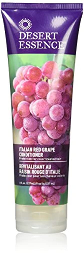 神秘的な社会科識字Desert Essence, Italian Red Grape Conditioner 8 oz