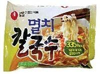 【BOX販売】【農心】 ミョルチカルクッス 98g X 40個入■韓国食品■韓国食材■韓国ラーメン■ インスタントラーメン■袋ラーメン■ラーメン ■美味しいラーメン■