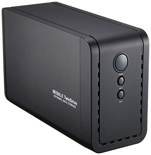 玄人志向 3.5インチ&2.5インチ対応マウンタ付HDDケース USB3.1 Gen2対応 GW3.5ACX2-U3.1AC