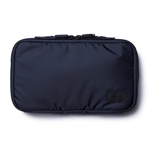 (ヘッド・ポーター) HEADPORTER MASTER NAVY TRAVEL ORGANIZER NAVY