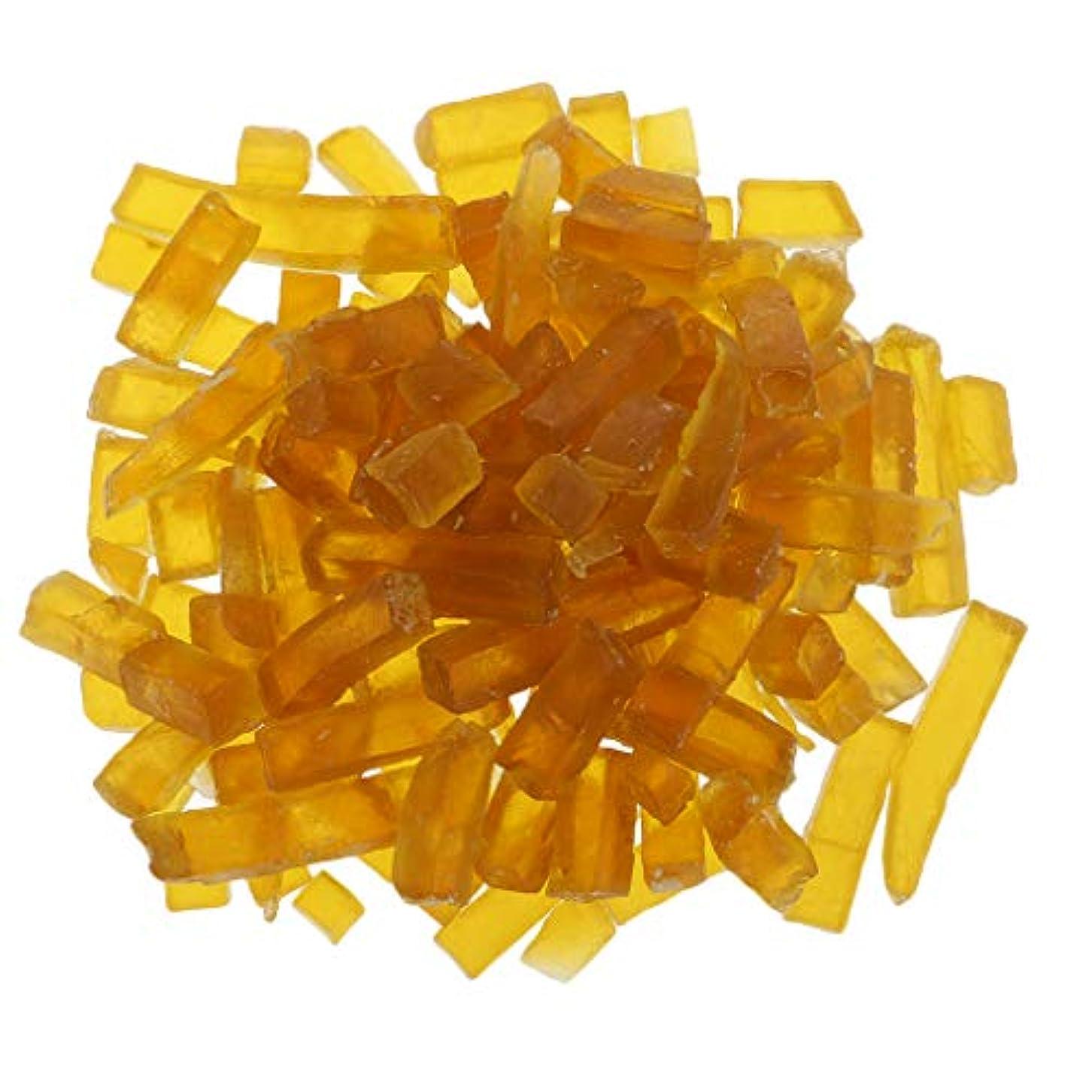 ジャーナルレンジ値するソープベース 石けん素地 溶融植物 手作り 石鹸用 天然植物 250g イエロー