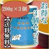 胡蝶牌 青缶(中・200g入り)×3缶セット