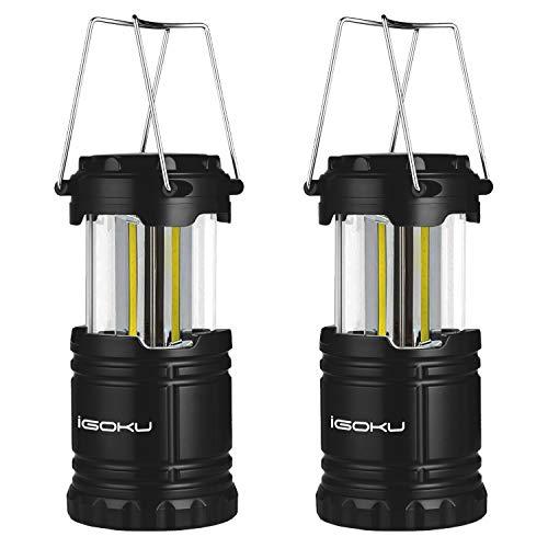 LED</span>ランタン<span> iGOKU </span>キャンプランタン 明るい 電池式 携帯型 折り畳み式 ポータブル テントライト<span> cob</span>スライ<span>...