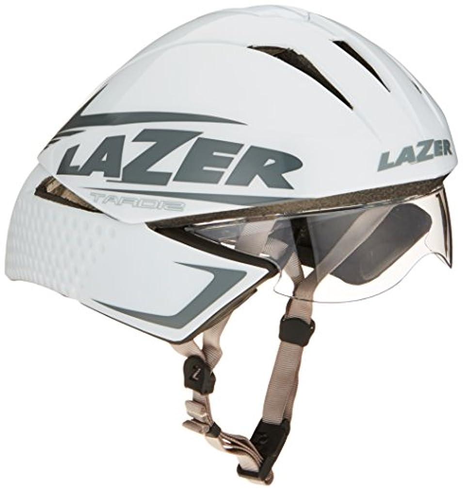 単にパンサー意志に反するレーザー ターディズ ホワイト ヘルメット L(58/61cm)(HMT37403)