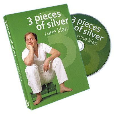 おもちゃ 3 Pieces of Silver by Rune Klan [並行輸入品]