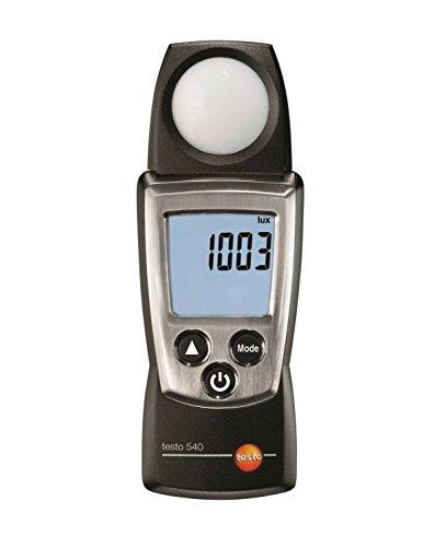 ポケットライン照度計 TESTO-540 1個 333-7472