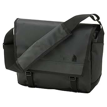 [ザ・ノース・フェイス] ショルダーバッグ BC Messenger Bag S NM81704 BG ブラックエンボス×24Kゴールド