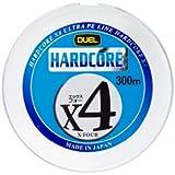 DUEL(デュエル) HARDCORE X4(ハードコア エックスフォー) 300m