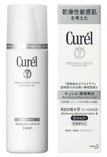 キュレル 美白化粧水3 (リッチ) 140ml