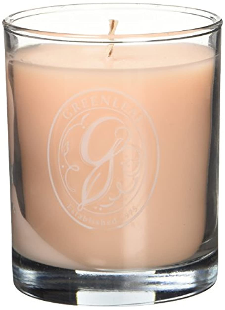 少なくとも早く鎖First Blush Greenleaf署名Scented Candle