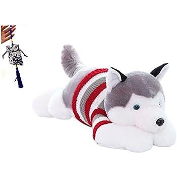 巨大イヌぬいぐるみ 特大可愛い犬 抱き枕 縫い包み プレゼント/イベント/お祝い ふわふわ 可愛い (110cm)