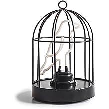 SUCK UK Birdcage Lamp